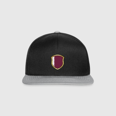 World Champion Champion 2018 wm team Qatar png - Snapback Cap