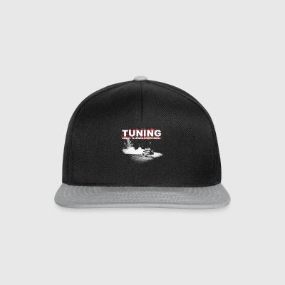 Tuning Legal illegal scheissegal Tuner - Snapback Cap