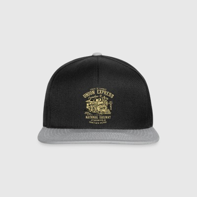 Union Express2 - Casquette snapback