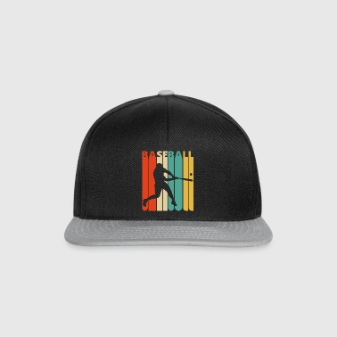 Awesome 70's Vintage Retro Baseball Player Regalos - Gorra Snapback