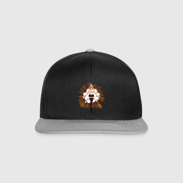 Explosieve Hot Girl Blonde - Snapback cap