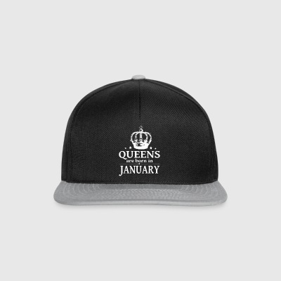 January Queen - Snapback Cap