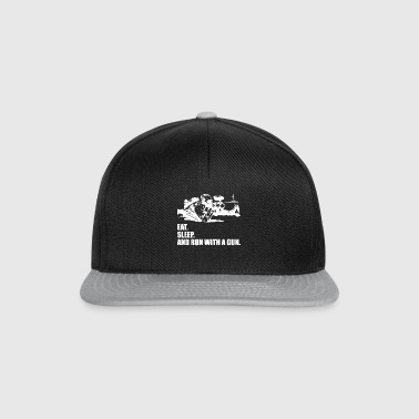 Paintball v1 - Snapback Cap
