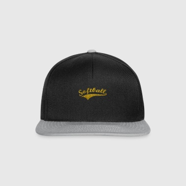 softball v3 - Snapback-caps