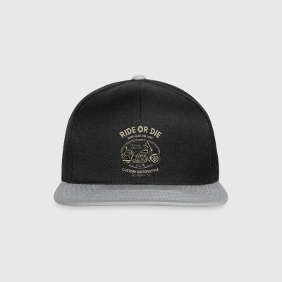 Ride or Die - Snapback cap
