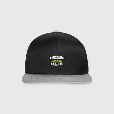 Hädänalaisille - passionated OUTDOOR GODFATHER - Snapback Cap