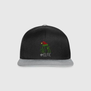 Let Me Take On Elfie stile Ugly - Snapback Cap