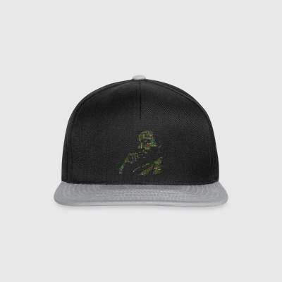 Martin luther King i Have a Dream Apart demo - Snapback Cap