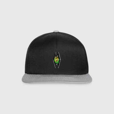 chameleon W and M - Snapback Cap
