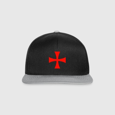 Assassin 's Creed Croce Templare - Snapback Cap