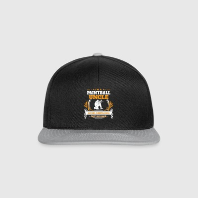 Paintball Uncle - Snapback Cap