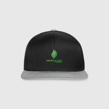 Powered by Plants - Snapback Cap