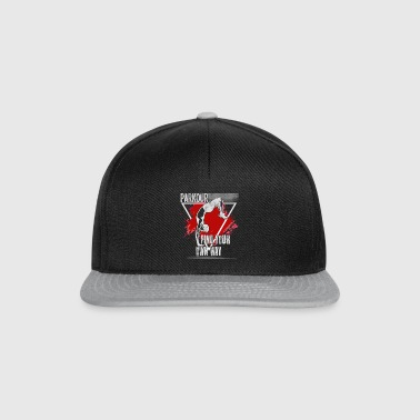 Free Running Park-our Design - Snapback Cap