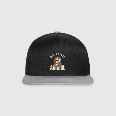 Sloth Running Team, Let's Take a Nap Instead - Snapback Cap