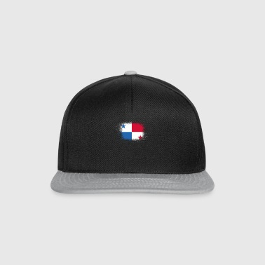 Spray logo klaue flagge home Panama png - Snapback Cap