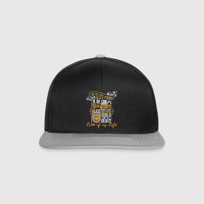 He Is The Ammo In My Gun Polizei cops - Snapback Cap