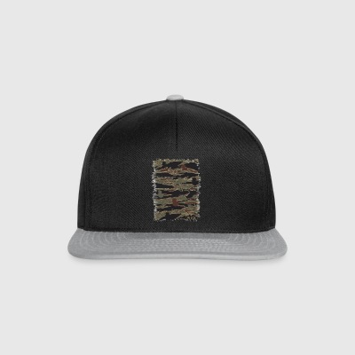 Bad Duck camo # 1 - Snapback-caps
