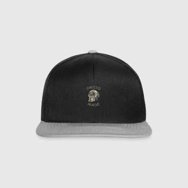 SWISS MADE - Snapback Cap