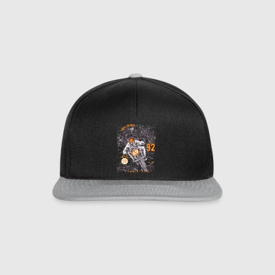 Pedal Pusher - Snapback Cap