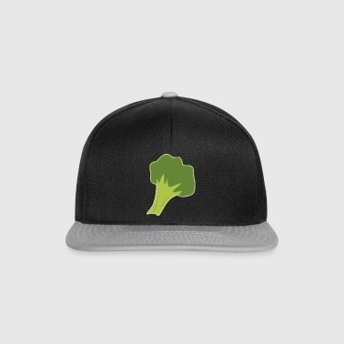 broccoli brokkoli veggie gemuese vegetables6 - Snapback Cap