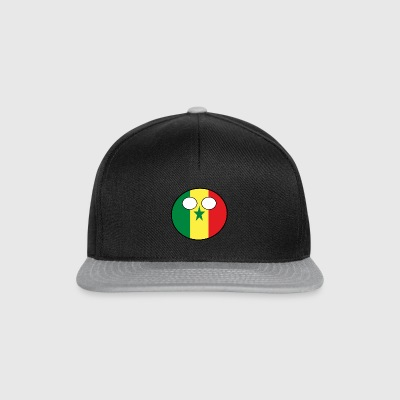 Countryball Country Home Senegal - Snapback Cap