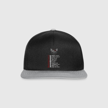 Viking-Tour - Snapback Cap