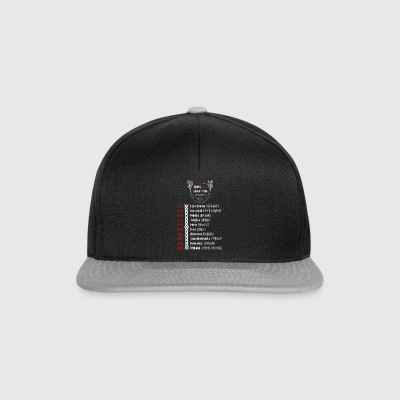 Viking Tour - Snapback Cap