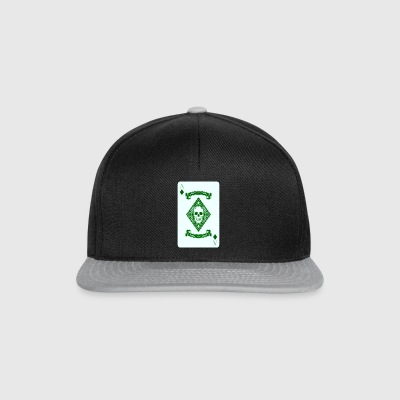 ace of bones - Snapback Cap