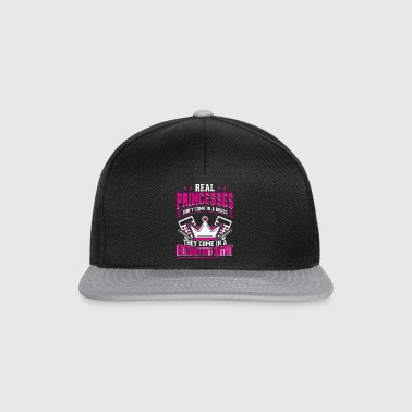 REAL PRINCESSES accountant - Snapback Cap