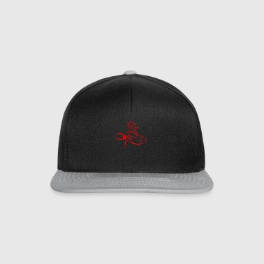 Pin Up Girl - Casquette snapback