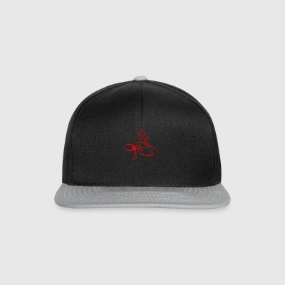 Pin-up - Snapback Cap
