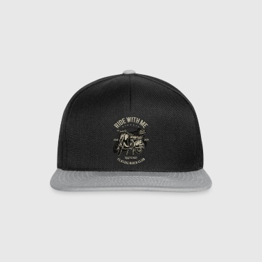 Ride With Me - Casquette snapback