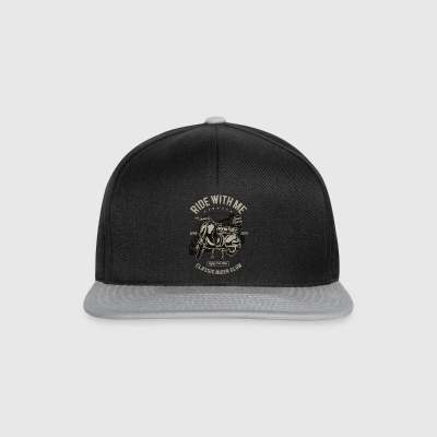 Ride With Me - Snapback cap