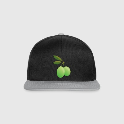 olives - Casquette snapback