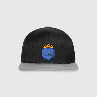 Dice king - Casquette snapback