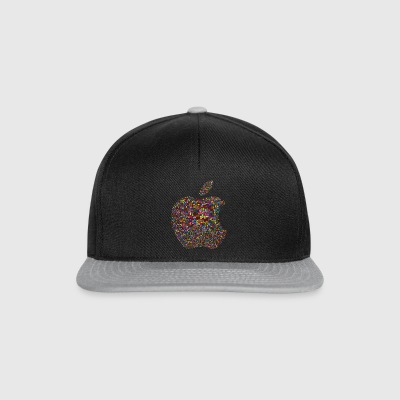 Apple Logo dollartegn - Snapback Cap