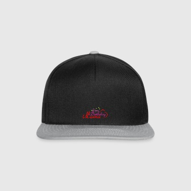 Happy Birthday Mama - Snapback Cap
