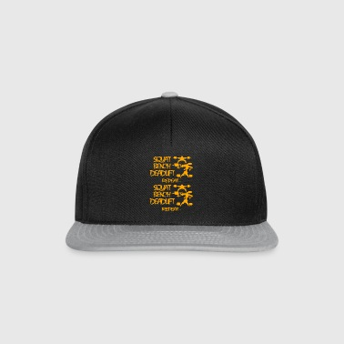 REPEAT powerlifting leven - Snapback cap
