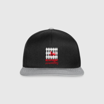 be different 2 - Snapback Cap