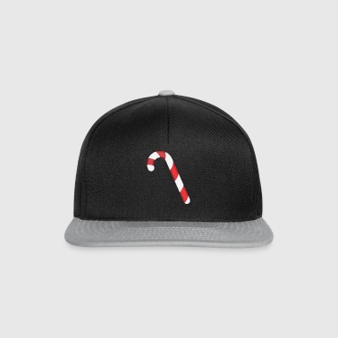Candy Cane - Snapback-caps