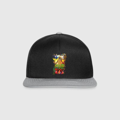 Mother Earth Creating - Snapback Cap