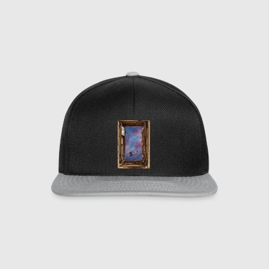 Window on 'universe - Snapback Cap