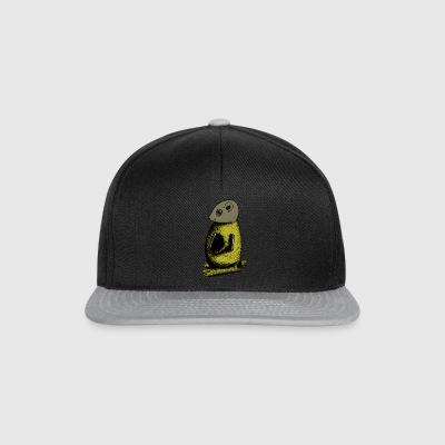 Book Reader - Snapback Cap