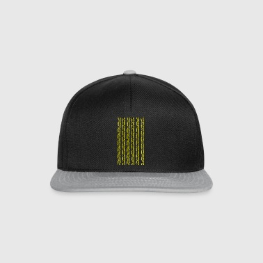 Golden Chain - Snapback Cap