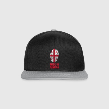 Fabriqué en Géorgie / Made in Georgia საქართველო - Casquette snapback