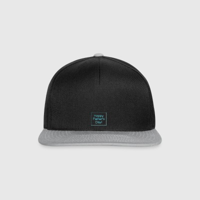 Happy fathers day 2346627 960 720 - Snapback Cap