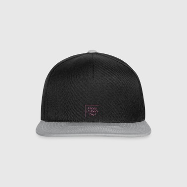 Happy mothers day 2346624 960 720 - Snapback Cap