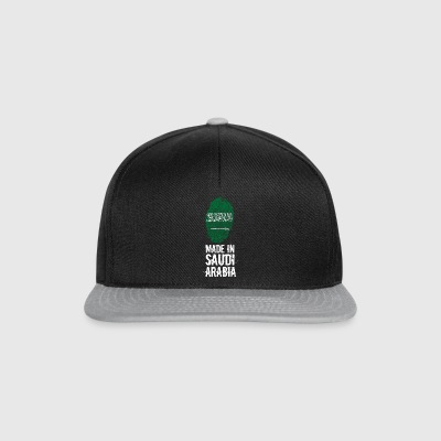 Made In Saudi Arabia / Saudi Arabia - Snapback Cap