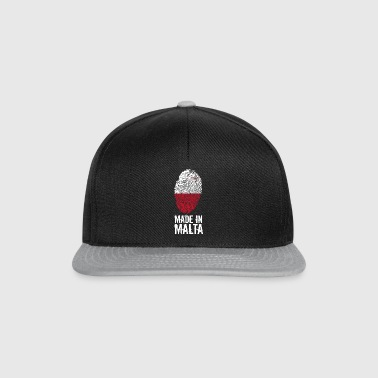 Made In Malta - Casquette snapback