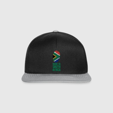 Made In South Africa / Südafrika - Snapback Cap